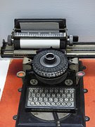 typesetting typewriter