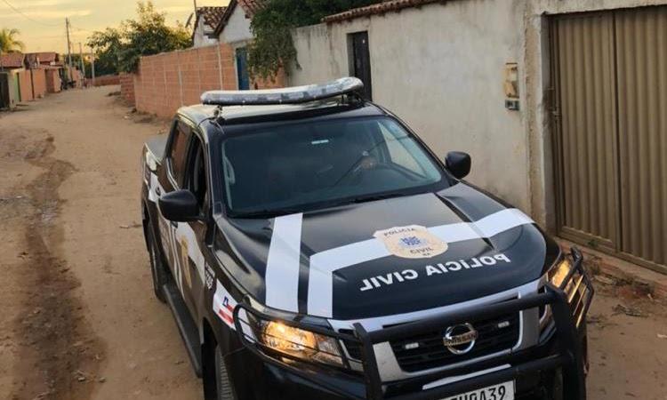 Polícia prende na Chapada Diamantina suspeito de estuprar a enteada