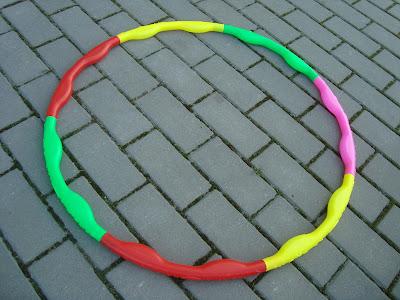 Sprzęt do ćwiczeń, hula-hop