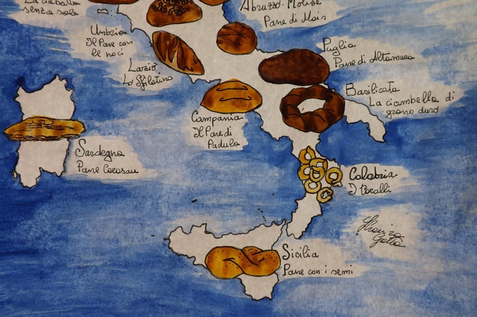 Shamira gatta il pane la storia dell 39 uomo e voi qual 39 for Tipi di case in italia