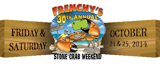 Frenchys Stone Crab Festival, Clearwater Beach FL