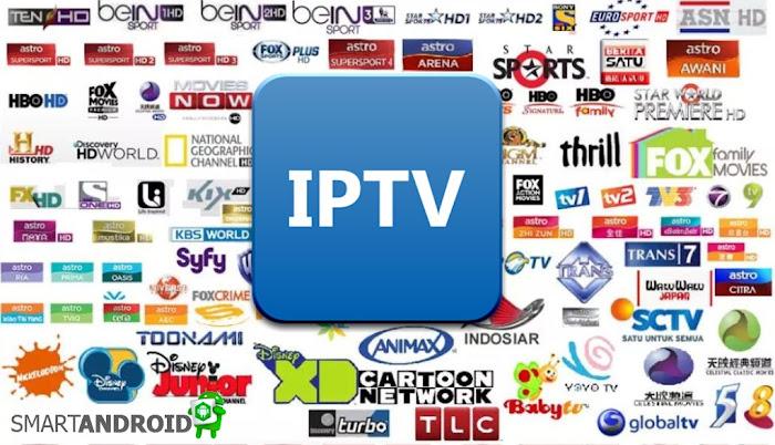 A Playlist de Canais IPTV é muito grande. Canais IP TV no formato m3u, cujos iptv url estão disponíveis em 4 servidores para cada canal.