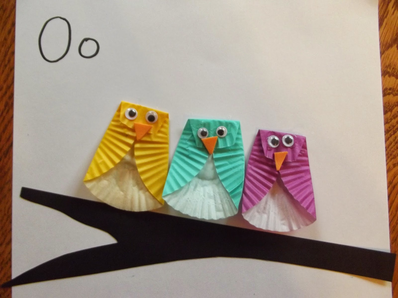 Like Mama Like Daughter Enchanted Childhood Preschool O Is For Owls And Ocean