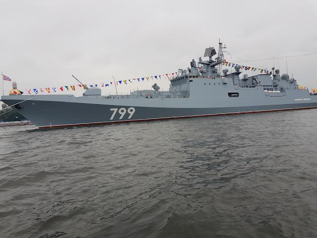 Ryssland provskot kryssningsrobotar