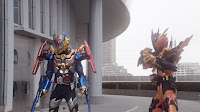 Kamen Rider Grease Perfect Kingdom