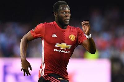 Romelu Lukaku Jadi Ujung Tombak Manchester United