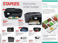 Staples Weekly Ad May 20 - 26, 2018