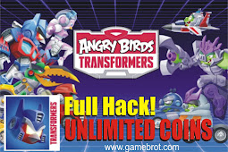 Angry Birds Transformers MOD APK Unlimited Coins/Unlocked v1.45.2 Full Hack!