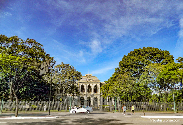 Belo Horizonte, Palácio da Liberdade