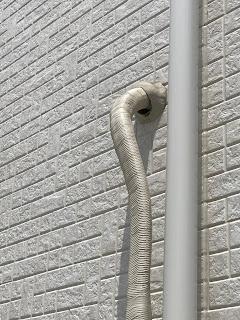 ハウスメーカーさんによるサービス・エアコン工事
