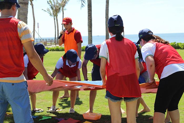 Khu vui chơi Teambuilding FLC Sầm Sơn