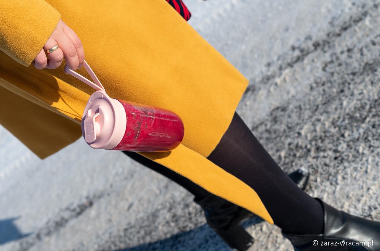 Deerma nu05 blender smoothie