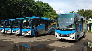 Operasional BRT Tunggu Intruksi Wali Kota Cirebon