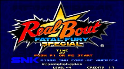 Real Bout FatalFury Special