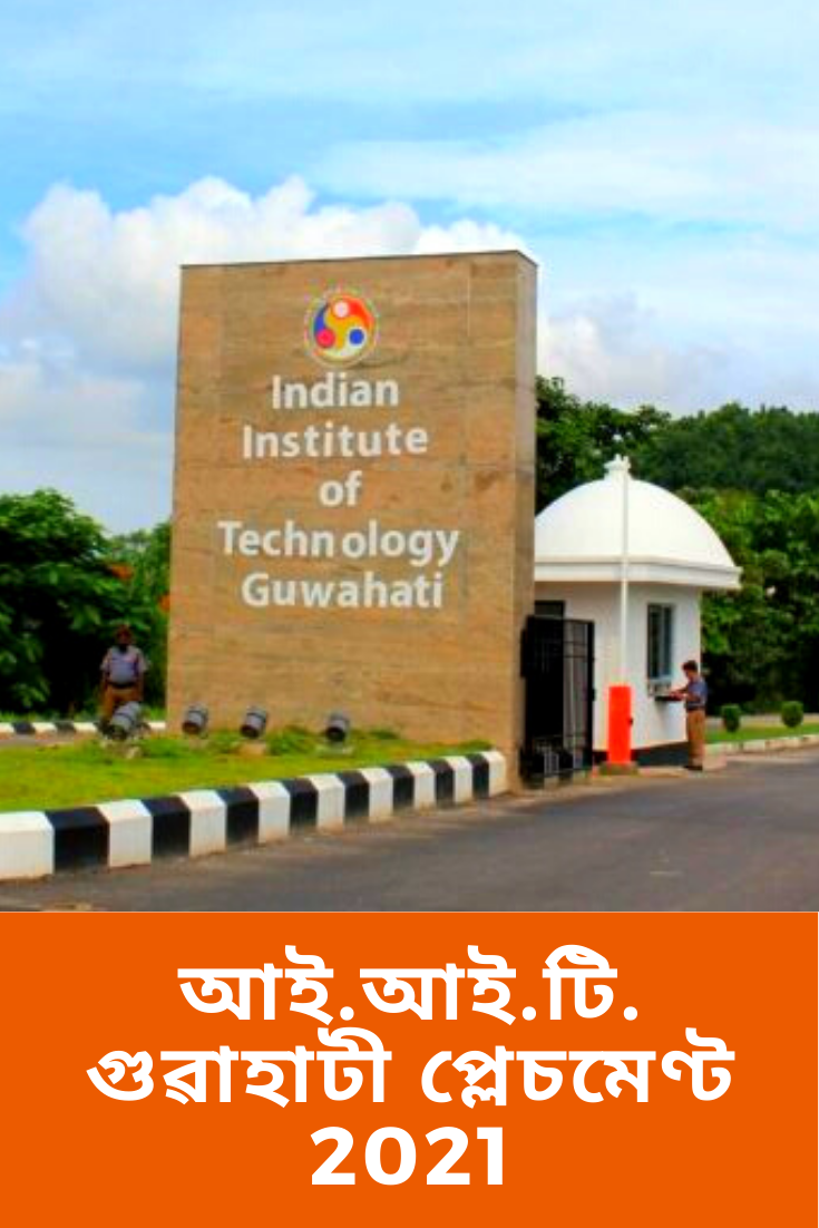 IIT Guwahati Placement 2021