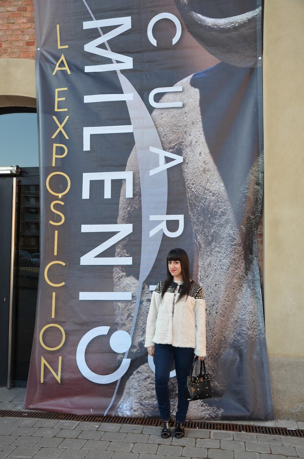 El Baúl de Raquel: Exposición Cuarto Milenio