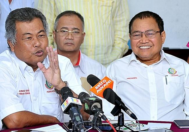 Ahmad Said Dilantik Sebagai Yang Dipertua Perkasa Terengganu