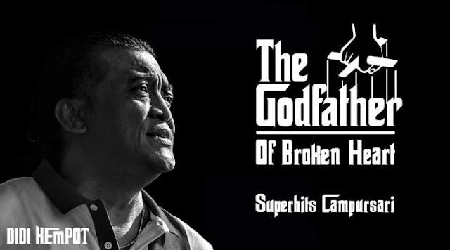 """Kisah Hidup Didi Kempot dan Prestasi """"The Godfather of Broken Heart"""""""