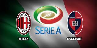 اون لاين مشاهدة مباراة ميلان وكالياري بث مباشر 21-1-2018 الدوري الايطالي اليوم بدون تقطيع