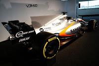 Force India VJM10 2017 Rear Side