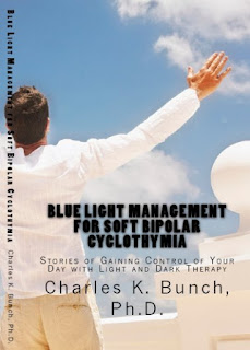 cyclothymia blue light therapy: hypnosis materials resources recovery help