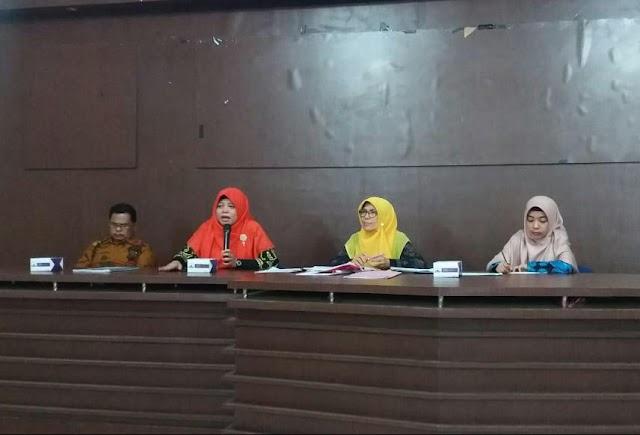 Henny Riza falepi Minta Bunda PAUD Kecamatan Tingkatkan Kualitas PAUD