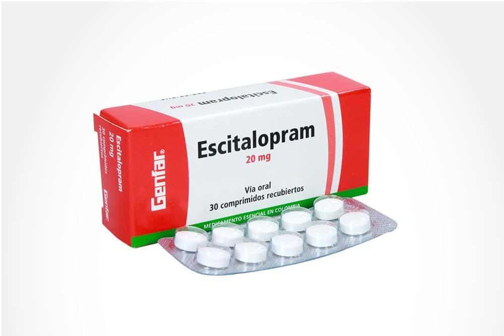 سعر ودواعى إستعمال أقراص اسيتالوبرام Escitalopram اللأكتئاب