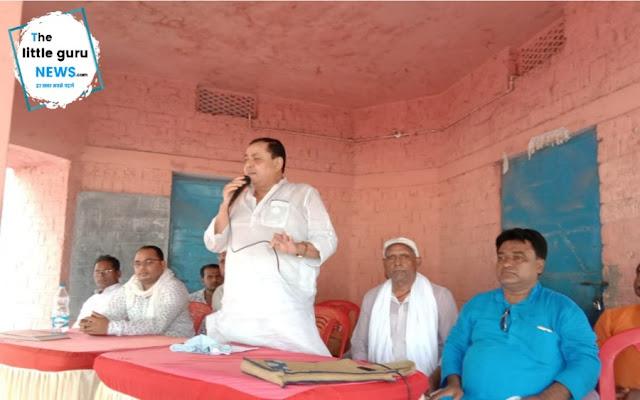 कार्यकर्तओं की एकजुटता ही चुनाव जिताएगी: महेश्वर सिंह