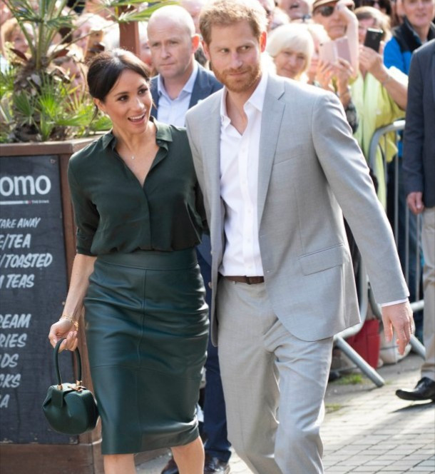 Council forced to discuss stripping Meghan Markle and Prince Harry of titles after 1,700 sign petition