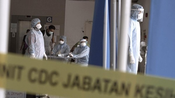Malaysia Umumkan 1 Lagi Pasien Virus Corona Meninggal, Pernah ke Indonesia