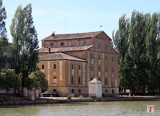 Fabrica de Harinas en Medina de Rioseco, Valladolid