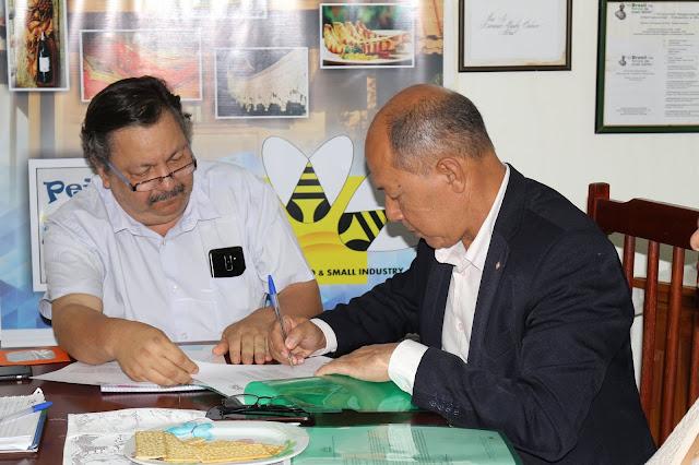 Coronel Chisóstomo integra Frente Parlamentar Mista em defesa da Micro e Pequena Empresa
