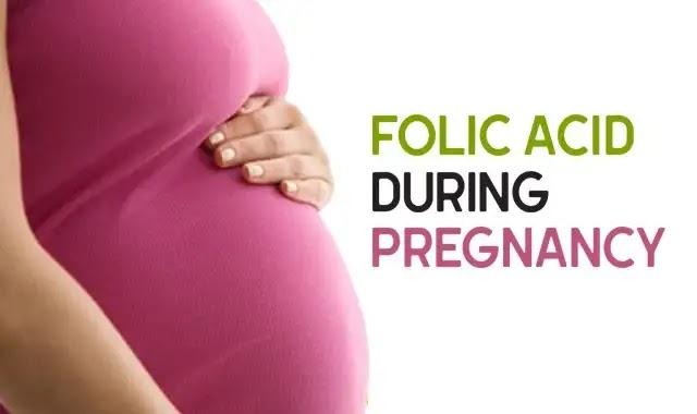 why do pregnant women need folic acid