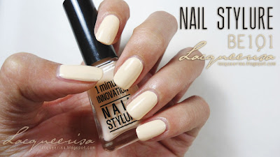 Lacqueerisa: Nail Stylure BE101