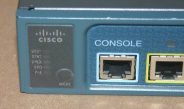 How to connect and access a Router or a switch using console connection - F5Skills