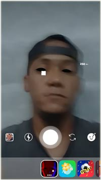 "Face Filter Game Instagram ""BPM"""