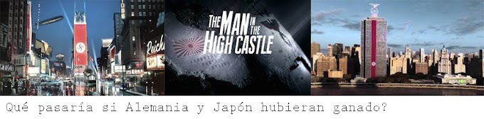 The Man in the High Castle: Temporada 1 - Temporada 2 (Ver Online)