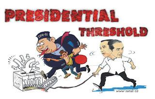 Presidential Threshold 20 Persen Menutup Peluang Orang Baik Jadi Presiden