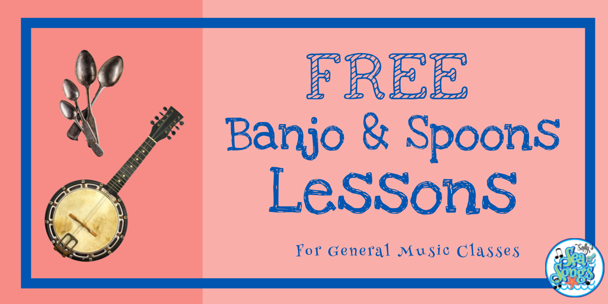 Free Banjo Project & Spoons Project Lessons