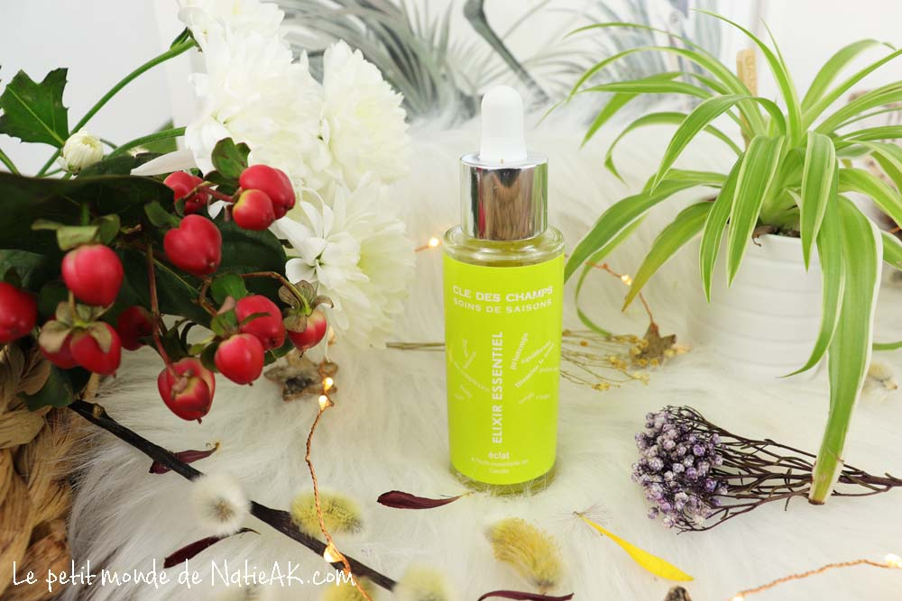 Elixir essentiel Eclat printemps Clé des champs