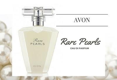 Rare Pearls di Avon Eau di Parfum elegnate e raffinato. Trovalo nel Catalogo Avon Online. Scopri come ordinare prodotti Avon.