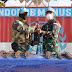 Satgas Indo RDB MONUSCO Kembali Serahkan Milisi Kongo