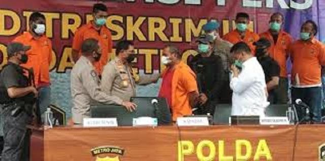 Dijerat Pasal Berlapis, John Kei Terancam Hukuman Mati