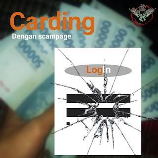 Carding Menggunakan Scampage Amazon.com