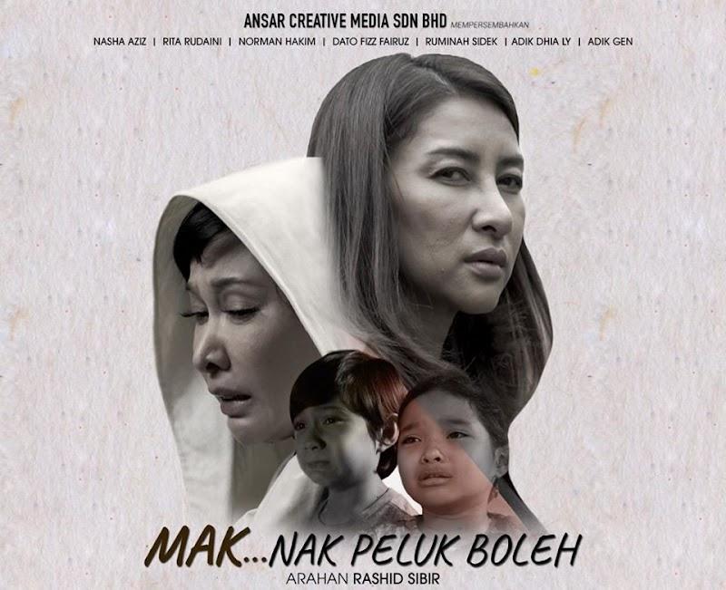 Cerekarama TV3 'Mak Nak Peluk Boleh' Realiti Ibu Bapa Zaman Kini
