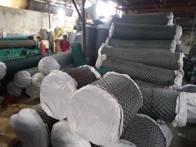 Promo Akhir Tahun Pabrik Kawat Harmonika PVC