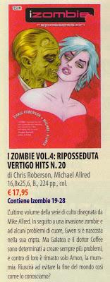 I Zombie #4