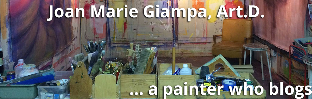 Joan Marie Giampa - A Painter Who Blogs