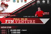 OD-SK Fun Venture Bakal Ramaikan Mitra
