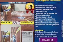 Susu Penggemuk Badan (TOP) Imogen Coklat